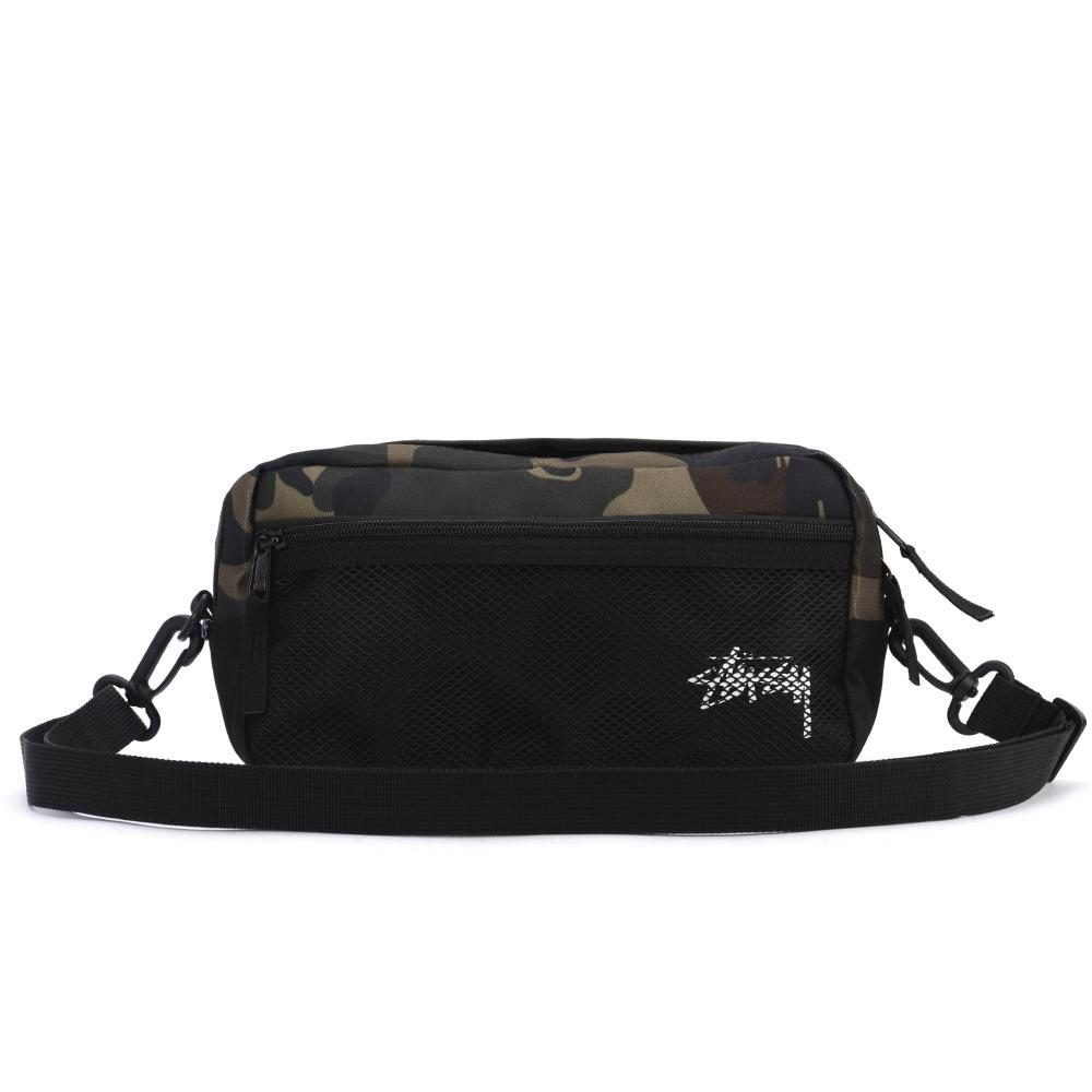 STUSSY Stock Side Bag