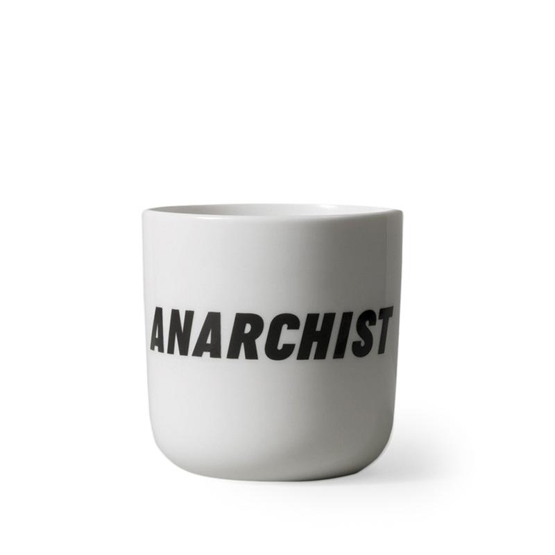 PLAYTYPE Attitude Mug   Anarchist