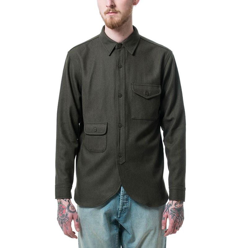 HAN KJØBENHAVN Army Shirt