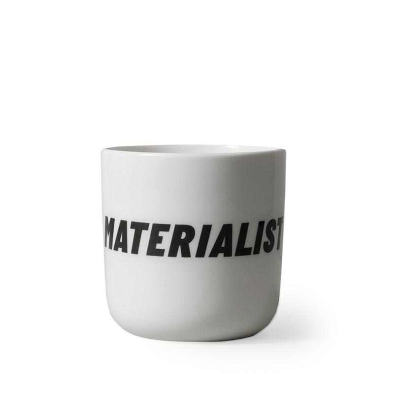 PLAYTYPE Attitude Mug | Materialist