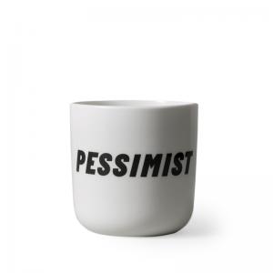 PLAYTYPE Attitude Mug | Pessimist