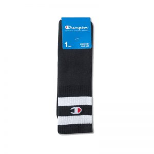 CHAMPION REVERSE WEAVE Calcetines Knee Tube - Black