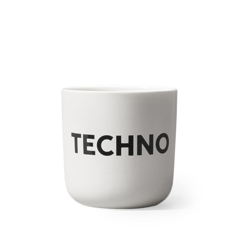 PLAYTYPE Beat Mug | Techno