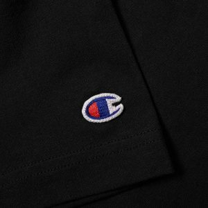 CHAMPION REVERSE WEAVE Camiseta Classic - Black