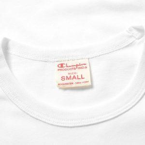 CHAMPION REVERSE WEAVE Camiseta Classic - White