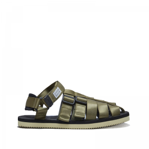SUICOKE Shaco Sandals - Olive