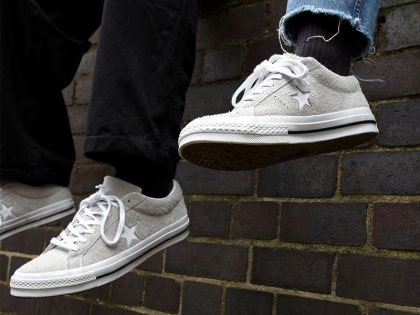 Converse One Star | Ultimate Style Icon