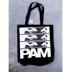 PERKS AND MINI P.A.Maiden Tote Bag