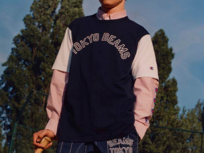 BEAMS x Champion FW18 Collection