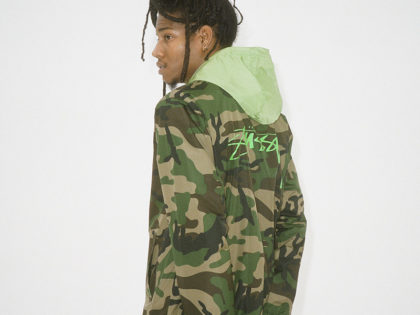 Stüssy Fall 2018 Collection
