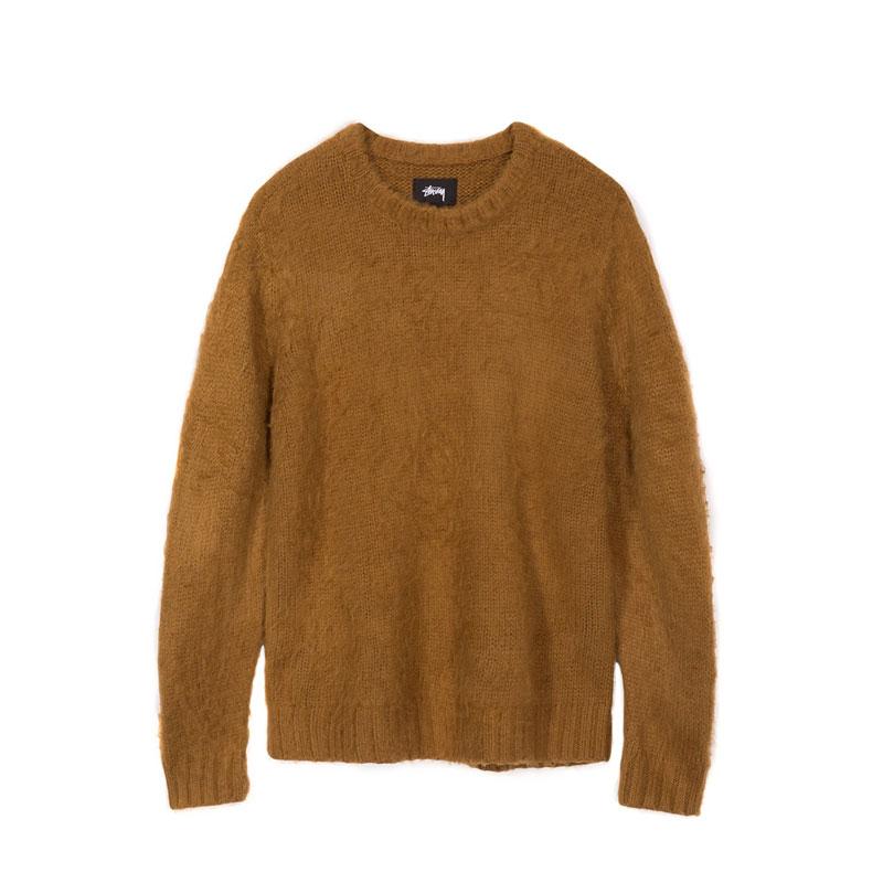 STÜSSY Vivian Crew Sweater