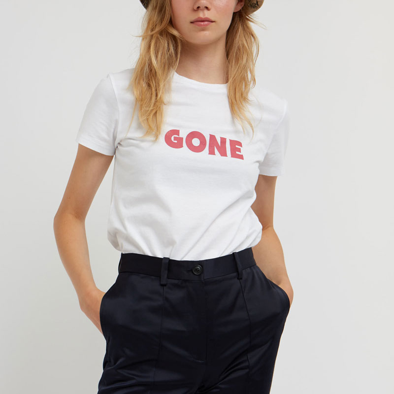 WOOD WOOD Gone Eden T-shirt