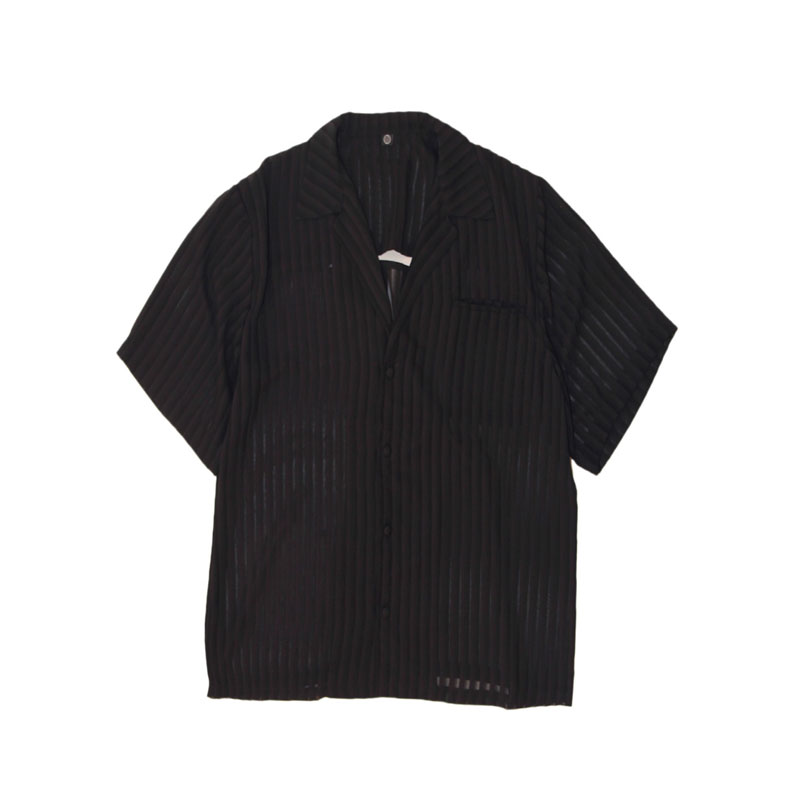 Shoop Stripes Vented Shirt