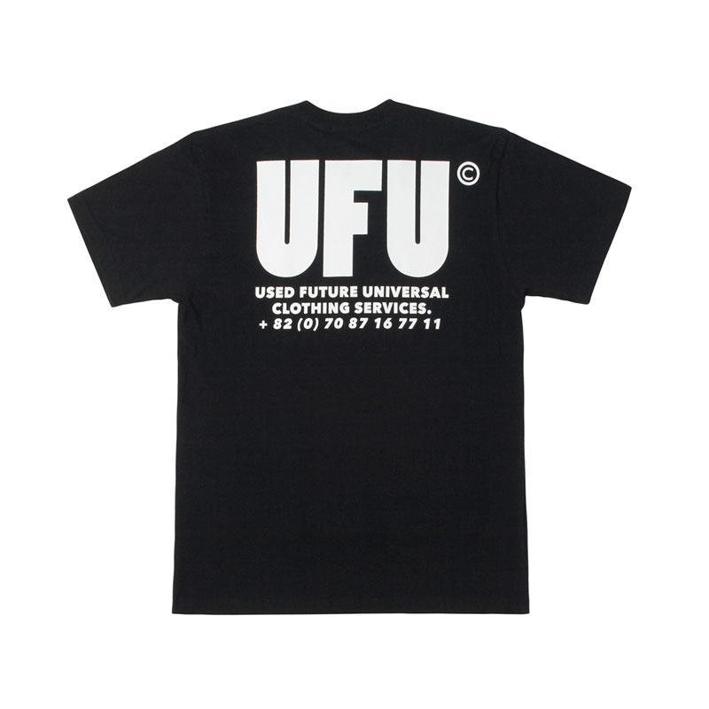 USED FUTURE UFU AD T-shirt
