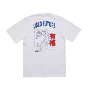 USED FUTURE Baekdu T-shirt