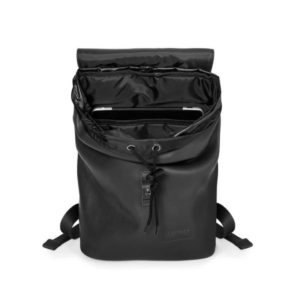 EASTPAK Casyl Leather Bagpack - Black Ink