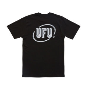 USED FUTURE Chrome Logo T-shirt