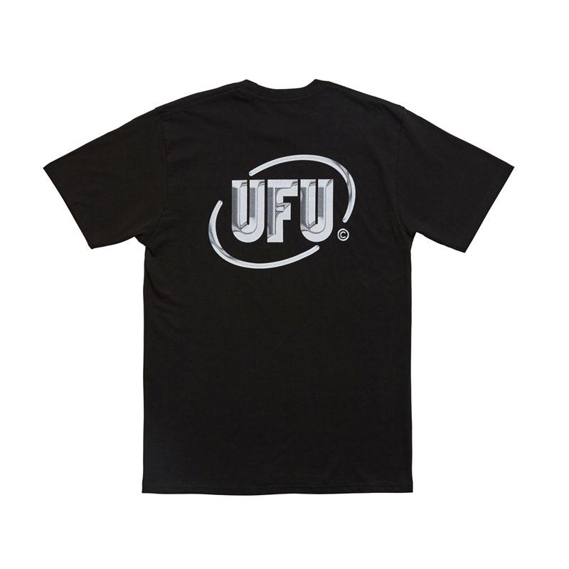 USED FUTURE Chrome Logo T-shirt