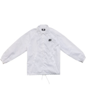 USED FUTURE UFU Oval Coach Jacket