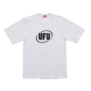 USED FUTURE Round Logo T-shirt