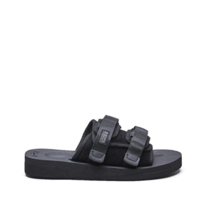SUICOKE Moto-VS Sandals - Black