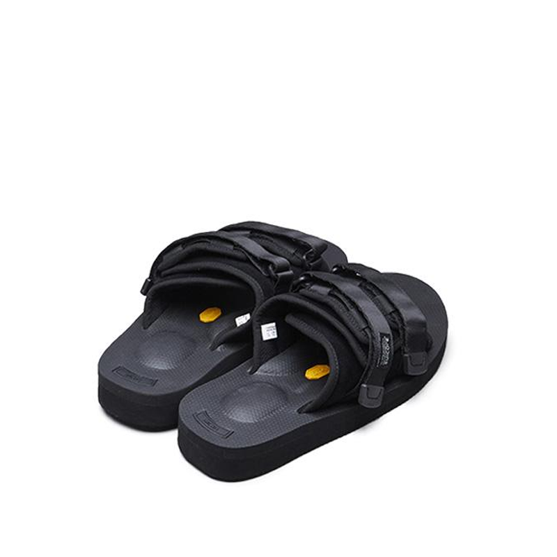 SUICOKE Sandalias Moto-VS - Black