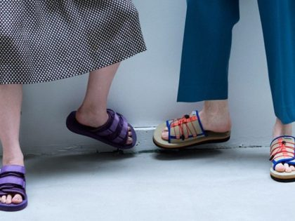 SUICOKE's SS19 Lookbook Features Vibrant New Colors