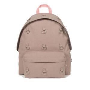EASTPAK x RAF SIMONS Padded Loop Backpack - Grey / Pink