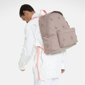 Raf Simons Padded Loop Backpack