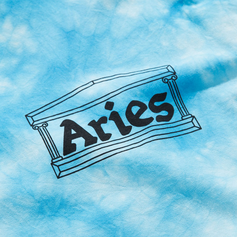 ARIES Temple Tie Dye Tee