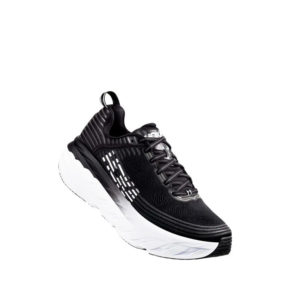 HOKA ONE ONE Zapatillas Bondi 6 - Black / White