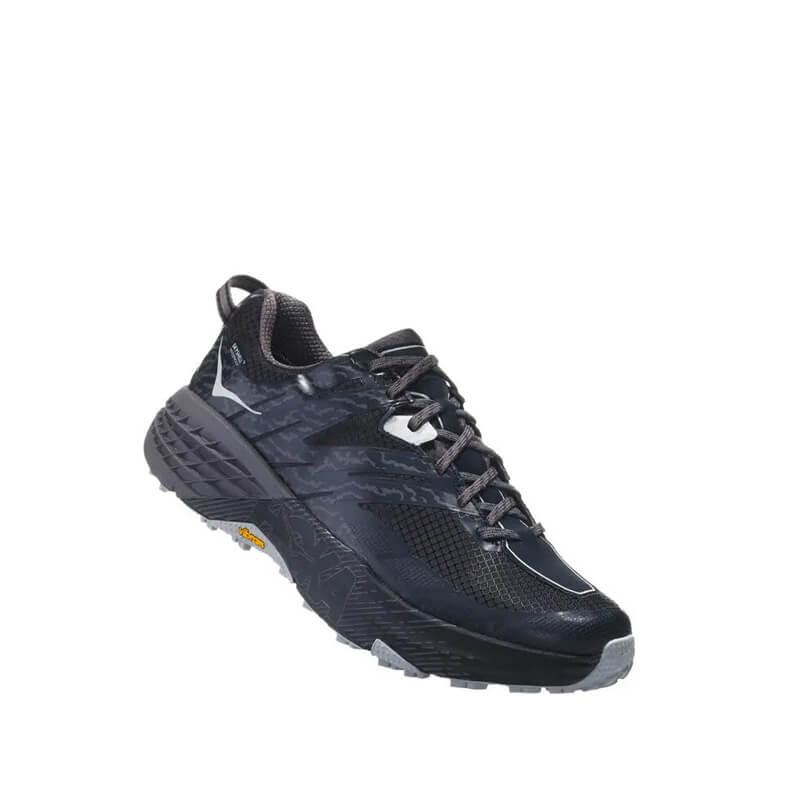 HOKA ONE ONE Speedgoat 3 Waterproof Sneakers - Black