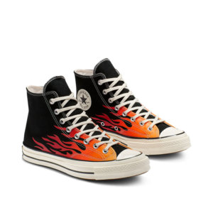 Archive Print High Top