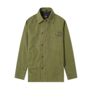 STAN RAY Chaqueta A2 Deck - Olive Green