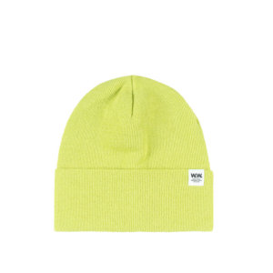 WOOD WOOD Gorro Beanie Gerald Tall - Bright Green