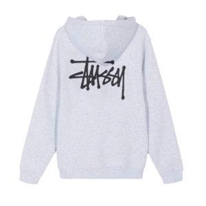 Basic Stussy Logo Hoodie