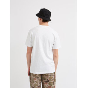 WOOD WOOD Camiseta Slater - Bright White