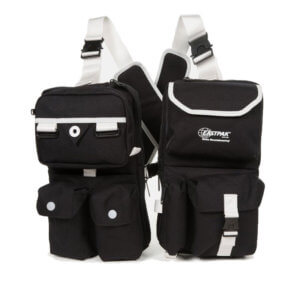 EASTPAK x WHITE MOUNTAINEERING Chaleco Vest Bag - Dark