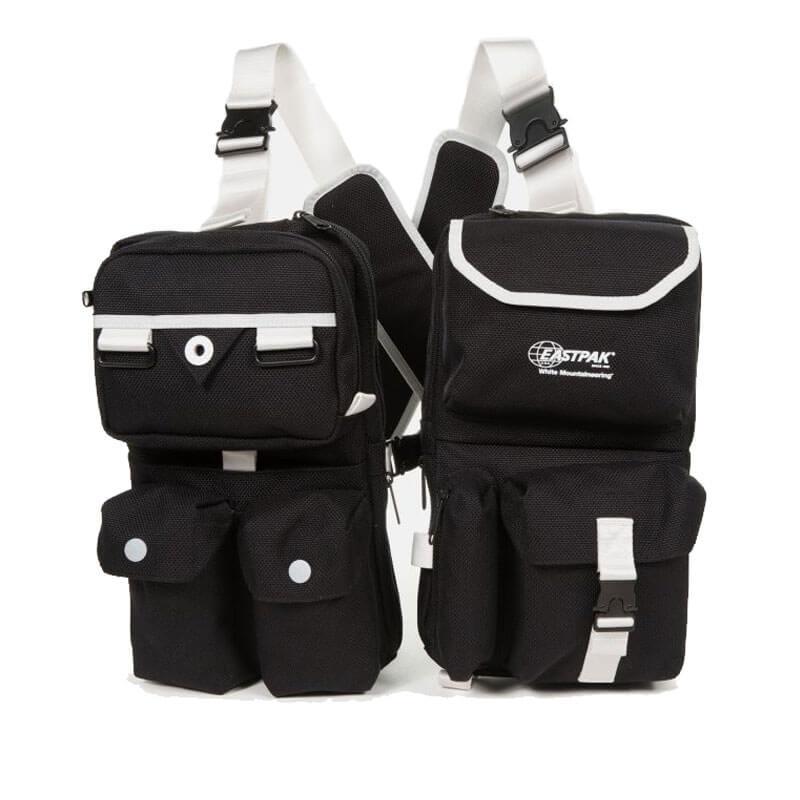 EASTPAK x WHITE MOUNTAINEERING Vest Bag - Dark