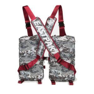 EASTPAK x WHITE MOUNTAINEERING Chaleco Vest Bag - Mountain