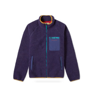 MANASTASH Chaqueta MT. Gorilla V - Purple