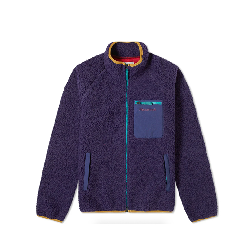 MANASTASH MT. Gorilla Jacket - Purple
