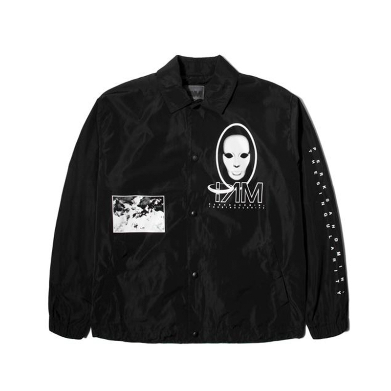 Waveform Mask Coach Jacket