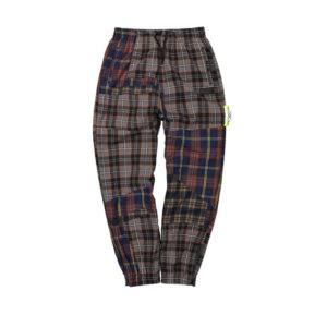 Shadow Checked Pants