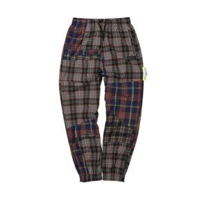 Shadow Checked Pants