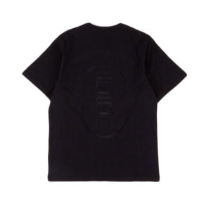 P.A.M. (PERKS & MINI) Camiseta Rectangular Oval - Black