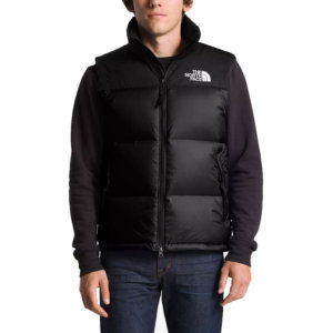 THE NORTH FACE 1996 Retro Nuptse Down Gilet Black