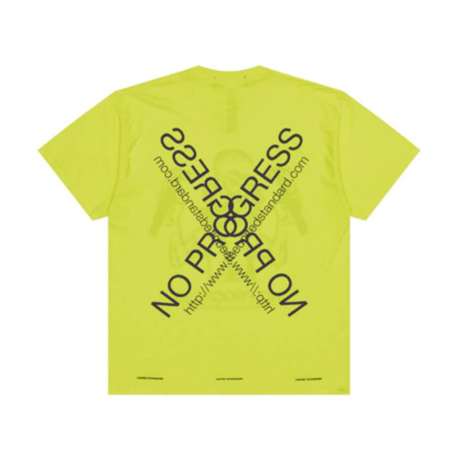UNITED STANDARD Daniel No Progress T-shirt