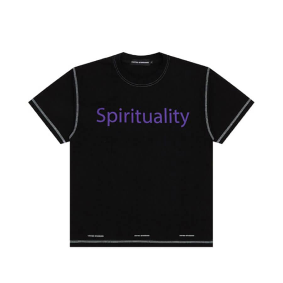 UNITED STANDARD Spirituality T-shirt