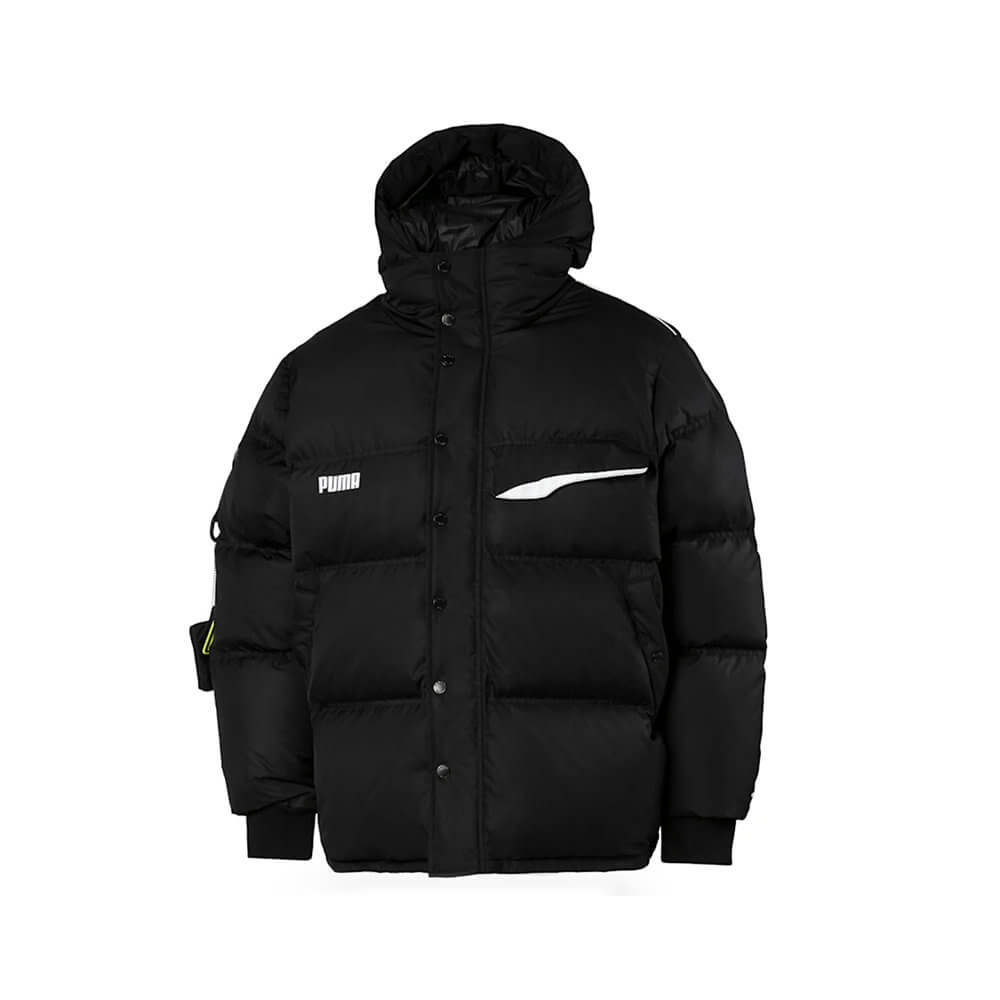 PUMA SELECT x ADER ERROR Down Puffer - Black